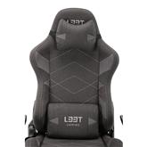 Datorkrēsls spēlēm Elite V4 Gaming Chair (Soft Canvas), L33T