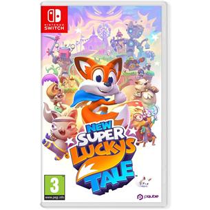 Spēle priekš Nintendo Switch, New Super Lucky's Tale