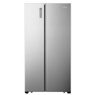 SBS-холодильник Hisense (179 см) RS677N4ACF