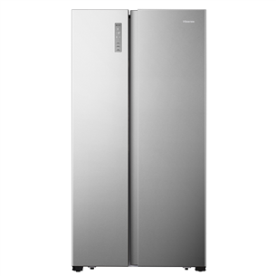 SBS-холодильник Hisense (179 см) RS677N4BIE