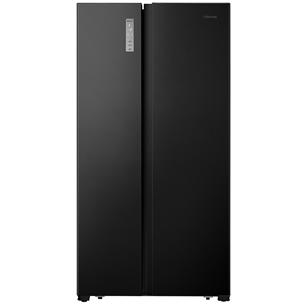 SBS-холодильник Hisense (179 см) RS677N4BFE