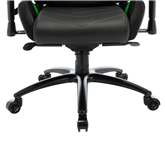 Datorkrēsls spēlēm Elite V4 Gaming Chair (PU), L33T