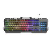 Клавиатура GXT 853 Esca Metal, Trust / US