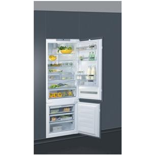 Iebūvējams ledusskapis, Whirlpool (194 cm)