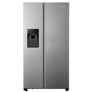 SBS-холодильник Hisense (179 см) RS694N4TIE