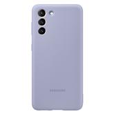 Силиконовый чехол для Samsung Galaxy S21