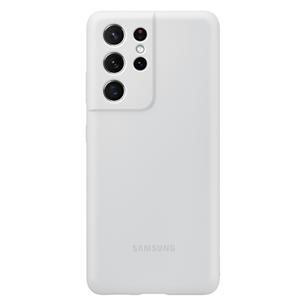 Silikona apvalks priekš Galaxy S21 Ultra, Samsung EF-PG998TJEGWW
