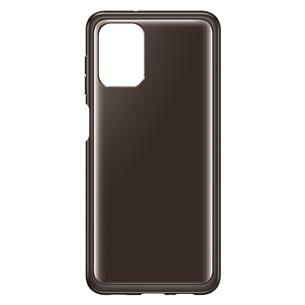 Apvalks priekš Galaxy A12, Samsung EF-QA125TBEGEU