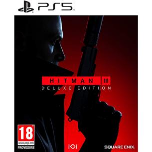 Игра Hitman 3 – Deluxe Editon для PlayStation 5 5021290089808