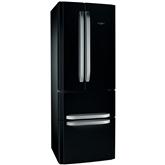 SBS refrigerator Whirlpool (196 cm)