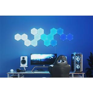 Smart lights starter kit Nanoleaf Shapes Hexagons (9 panels)