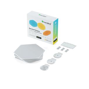 Smart light expansion pack Nanoleaf Shapes Hexagon (3 panels) NL42-0001HX-3PK