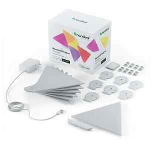 Стартовый комплект умных светильников Nanoleaf Shapes Triangles (4 панели) NL47-2002TW-4PK