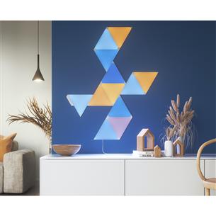 Viedās LED lampas Shapes Triangles (9 paneļi), Nanoleaf