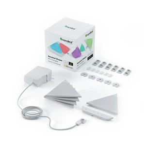 Smart lights starter kit Nanoleaf Shapes Triangles mini (5 panels) NL48-5002TW-5PK