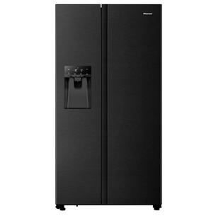 SBS-холодильник Hisense (179 см) RS694N4TFE