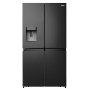 SBS-холодильник Hisense (179 см) RQ760N4AFF