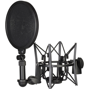 Shockmount with Detachable Pop Filter Rode
