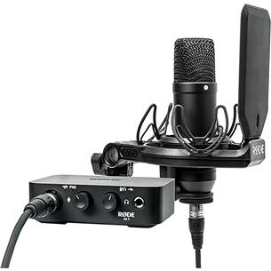 Микрофон RODE NT1A (с комплектом принадлежностей) NT1/AI1KIT