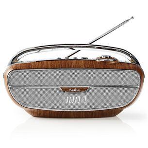 Radio RDFM5310BN, Nedis
