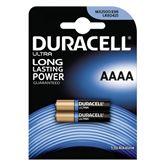 Baterijas AAAA, Duracell (2 gab)