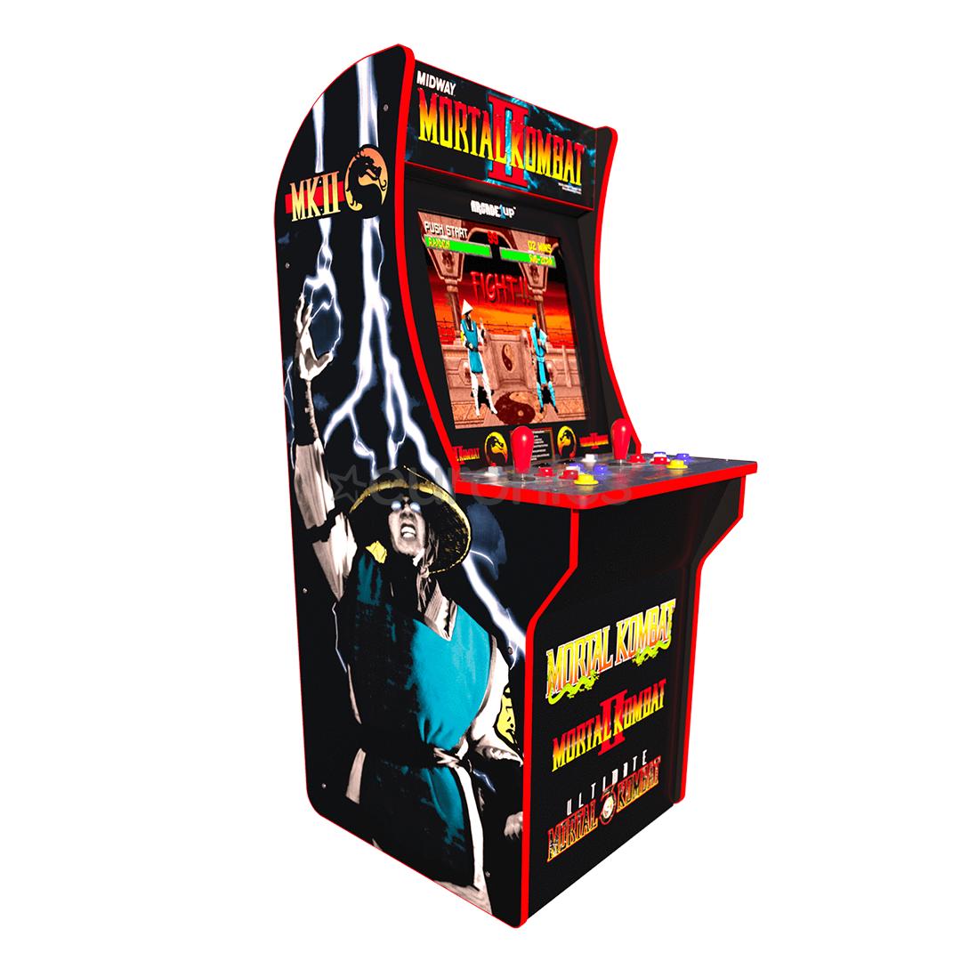игровые автоматы mortal kombat купить