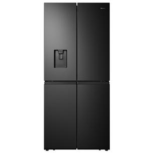 SBS-холодильник Hisense (181 см) RQ563N4SWF1