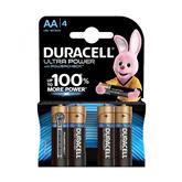 Baterijas Ultra AA (LR6), Duracell (4 gab)