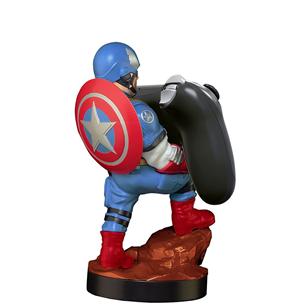 Ierīču turētājs Cable Guys Captain America