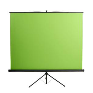 Zaļā fona ekrāns Green Screen Tripod, WISTREAM 4897076694440