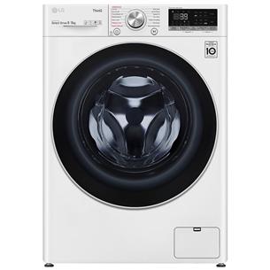 Washing machine-dryer LG (9 kg / 6 kg)