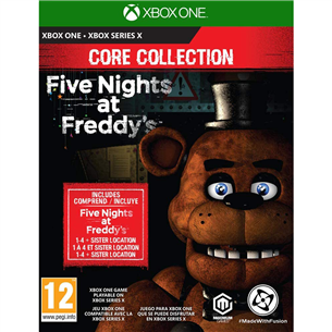 Spēle priekš Xbox One / Series X, Five Nights at Freddys - Core Collection