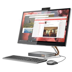 Настольный компьютер Lenovo IdeaCentre AIO 5 27IMB05 F0FA003TMT