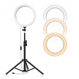 Ring LED lamp LED-80K3, Visional