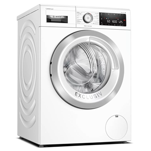 Veļas mazgājamā mašīna, Bosch (10 kg) WAX32LP0SN
