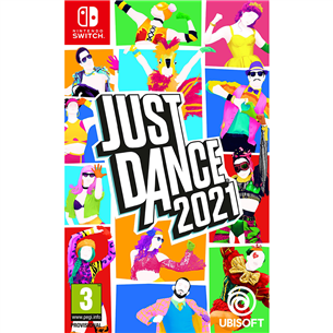 Switch game Just Dance 2021
