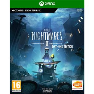 Игра Little Nightmares 2 для Xbox One/ Series X/S (предзаказ)