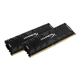 Оперативная память HyperX Predator Memory Black DDR4 3200MHz CL16 DIMM, Kingston (2x8GB)