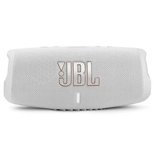 Wireless portable speaker JBL Charge 5 JBLCHARGE5WHT