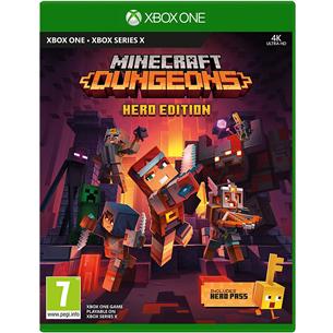 Игра Minecraft Dungeons Hero Edition для Xbox One / Series X/S 889842611403