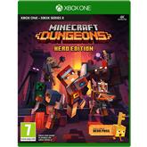 Spēle priekš Xbox One / Series X, Minecraft Dungeons Hero Edition