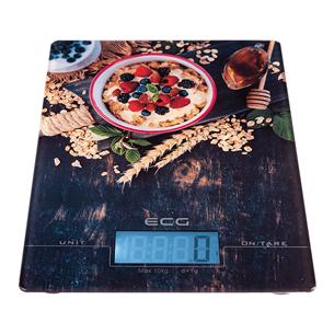 Kitchen scale ECG
