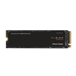 SSD cietais disks WD Black SN850, Western Digital (500 GB, M.2) WDS500G1X0E