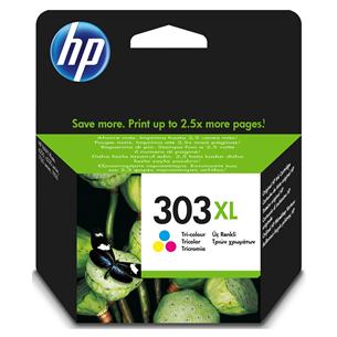 Tintes kārtridžs 303XL Tri-color, HP T6N03AE#301