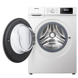 Veļas mazgājamā mašīna ar žāvētāju, Hisense (9 kg / 6 kg)