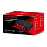 Tīkla komutators MS105G, Mercusys