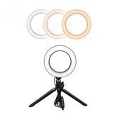 Ring LED lamp LED-100K2, Visional