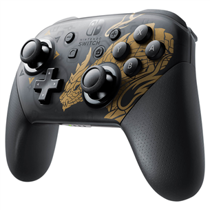 Gaming controller Nintendo Switch Pro Gamepad MONSTER HUNTER RISE Edition