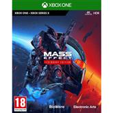 Spēle priekš Xbox One / Series X, Mass Effect: Legendary Edition