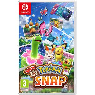 Switch game New Pokémon Snap